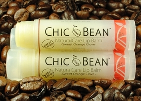 Sweet Orange Clove by CHIC Bean™ NaturalCare Lip Balm