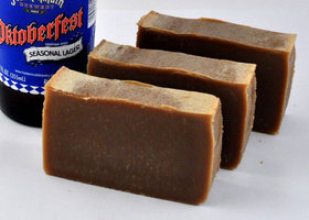 (1) Octoberfest Beer Soap