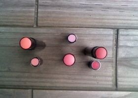 Mark Kay tinted lip balm spf 15