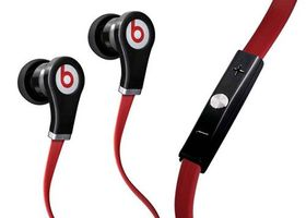 Monster Beats By Dr Dre In the Ear with Control Talk