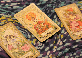 Three Card Tarot Reading / Immediate Situation