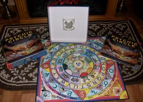 Psychic Circle Ouija Board