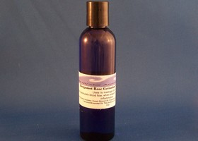 Blu Water AT Bergamot & Rose Geranium 2 oz Massage oil