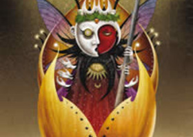Deviant Moon Tarot - Stunning Illustrations!