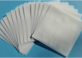 50 Translucent Mini Vellum Envelopes