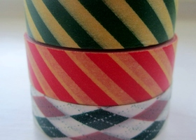 Washi Tape in Funky Retro Set
