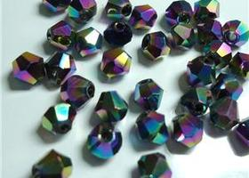 Swarovski crystal 4 mm Bicone Beads 100 pieces