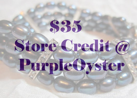 $35 of store credit at PurpleOyster