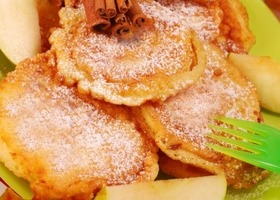 Southern Style Apple Fritter Recipe