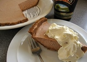 Baileys Mousse Pie Recipe
