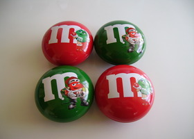 M&M's Gift Tins (Set of 12)