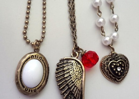 3 Necklaces