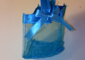 Organza Treat Bags
