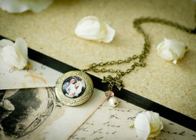 Customized Photo Locket