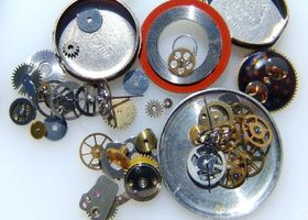 LeCroix Watch Gears/Parts SteamPunk Supply!