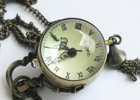Adorable Antique Quartz Watch ( Long Necklace )