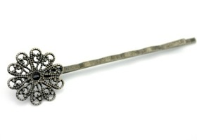 20 Filigree Bobby Pins