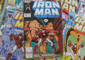 Iron Man Full Year Plus One 13 Total