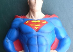 DC Comics Superman Bank