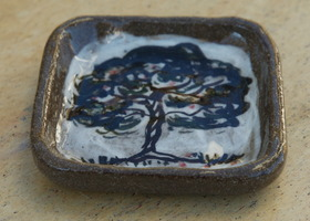 Mini Apple Tree Ring Dish