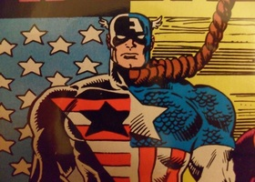 Captain America Plus! 10 Comics