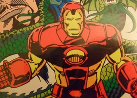 Iron Man Plus! 10 Comic Books