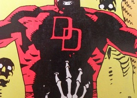 Daredevil Plus!! 10 Comic Books