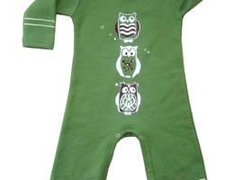 Wee Urban Play All Day Romper
