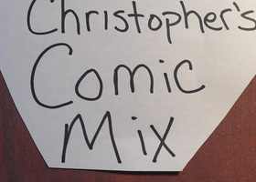 Christopher's Comic Mix 20 Pack