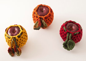 Trio of Apple Cozies