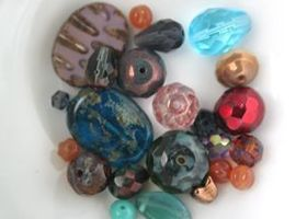 High Quality Czech Glass Bead Mix