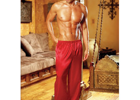 Men's Satin Sleep Pants....Choose your size