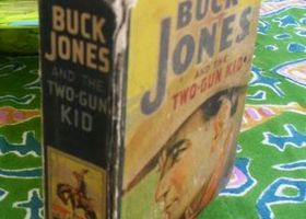 "1937 ""Buck Jones"" Big Little Book"