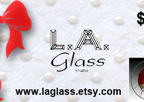 $25 Gift Certificate for laglass.etsy