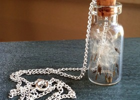 (LAST ONE) Adorable WISH NECKLACE ~ The Original