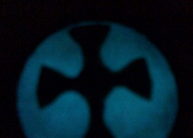 Celtic Cross Glow
