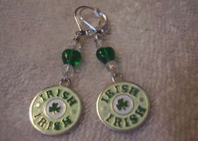 Irish Charms St. Patty's Earrings