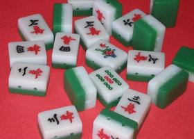 Mahjong Beads - 20pcs