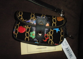 NEW MULTICOLOR DOONEY & BOURKE