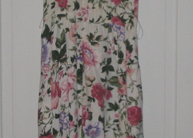 Sheri Martin Sleeveless Summer Dress Size 6