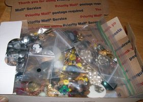 Detash Lot..Beads,findings and more