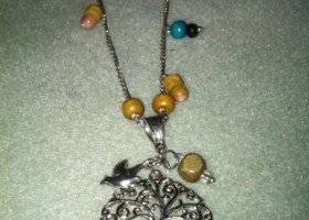tree pendent necklace