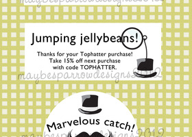 Shop Stickers for Tophatter purchases