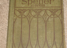 The Eaton Speller Advanced 1908 Hardback