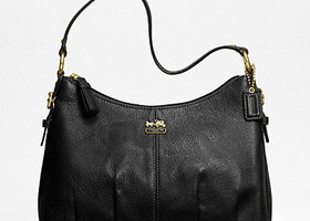 NWT Coach Madison Leather Style F46852