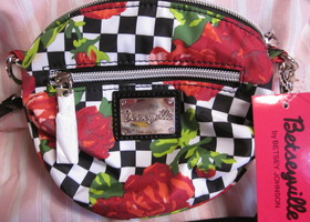 NWT -Betsey Johnson Handbag