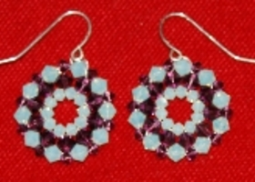 Swarovski Bohemian Earrings