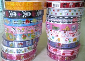 Random Lot of 20 Big Kawaii Deco Tape Rolls