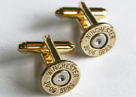 Bullet Cufflinks ** You asked I delivered**