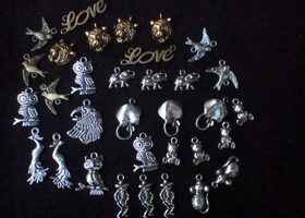 Amazing Animal Charms